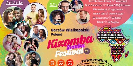 Gorzów Wlkp Kizomba Semba Festival 2019 1st edition