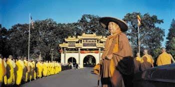 In The Memory of Venerable Master Hsuan Hua of the City of 10,000 Buddhas