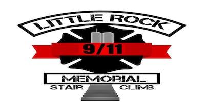 2019 Little Rock 9/11 Memorial Stair Climb
