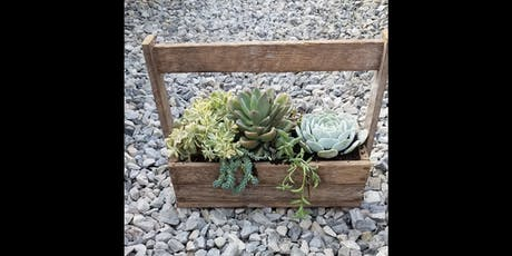 Sips & Succulents at Springfield Manor 6/23 tickets