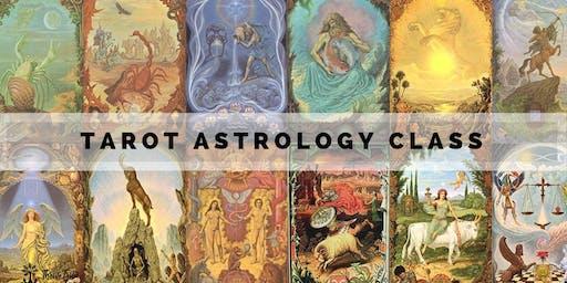 Tarot Astrology Class