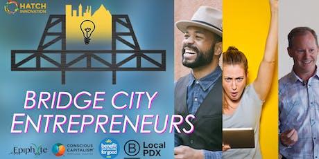 Bridge City Entrepreneurs| The Purpose-Driven Portland Business Movement tickets