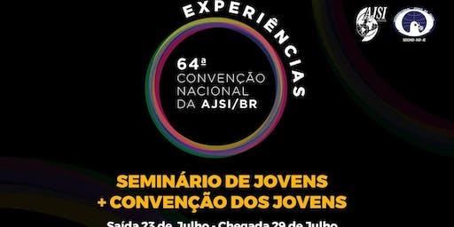 Experiências - 64° Convenção Nacional da AJSI/BR