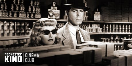 Double Indemnity tickets