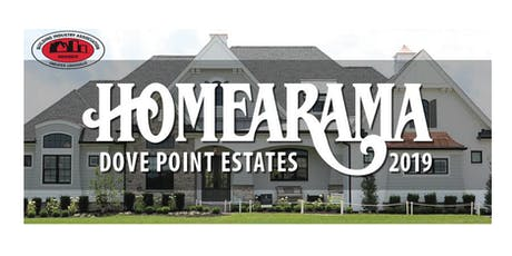 Homearama 2019 | Dove Point Estates tickets