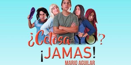 Mario Aguilar boletos
