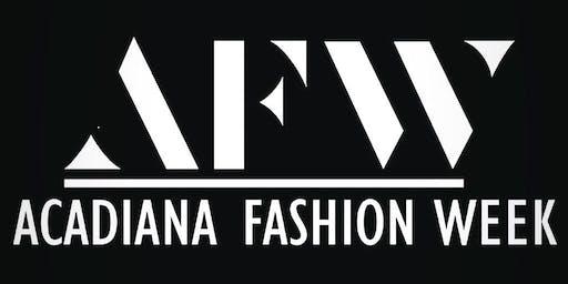 Acadiana Fashion Week 2019 Kids Runway Show