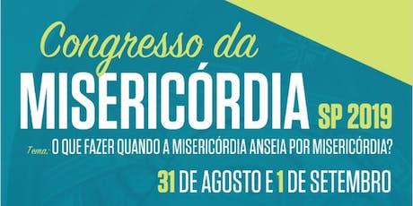 Congresso da Divina Misericórdia- SP  2019 ingressos