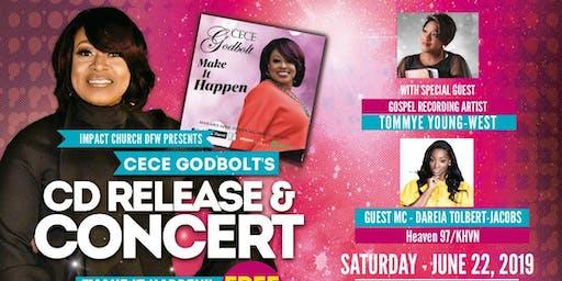 CeCe Godbolt CD Release Concert