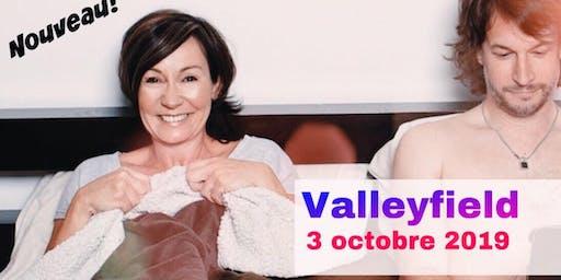 Le couple! Valleyfield 3 octobre 2019  Josée Boudreault