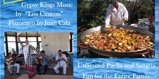 Paella & Sangria Beach Party 2019