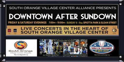 Jazz On Sloan Presents NJPAC Jazz Jam feat Pianist James Austin Jr Downtown After Sundown