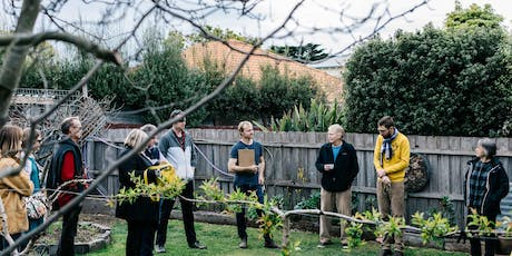 Edible garden design workshop | Ben Wood Permaculture tickets
