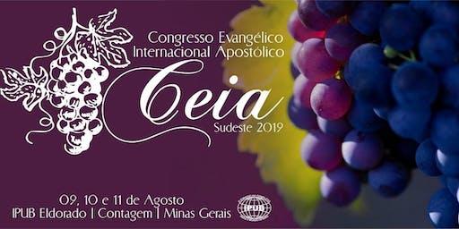 CEIA - Congresso Evangélico Internacional Apostólico