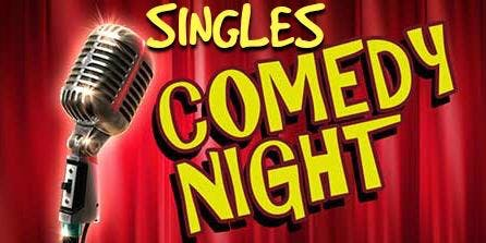 Comedy Night for Long Island Singles 2 Shows for Age Groups