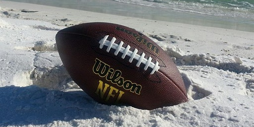 Love Travels - Super Bowl Sunday at the Beach