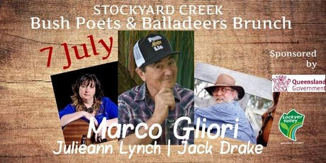 Stockyard Creek Bush Poets & Balladeers Brunch tickets