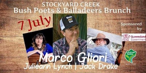 Stockyard Creek Bush Poets & Balladeers Brunch