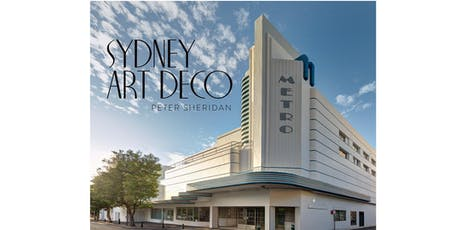 Author Event: Sydney Art Deco with Dr Peter Sheridan  tickets
