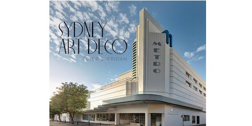 Author Event: Sydney Art Deco with Dr Peter Sheridan