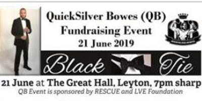 "PHILIP ""QUICKSILVER"" BOWES BLACK TIE FUNDRAISING EVENT, 21 JUNE 2019"