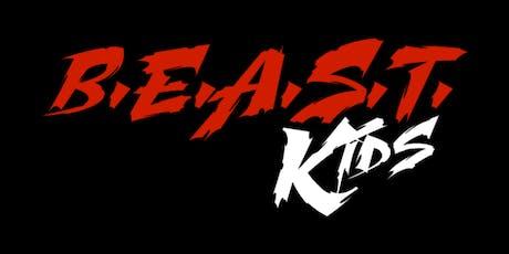 B.E.A.S.T. Kids Camp tickets