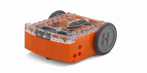 School Holidays - STEAM | Edisons Robotics & Lego at Earlville Library