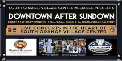 Downtown After Sundown Presents Flip Da Skrip Band in Spiotta Park.