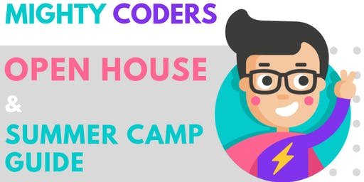 Open House & Summer Camp Guide