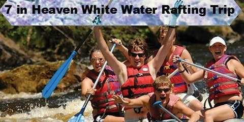 New York Singles White Water Rafting Trip  - All Ages