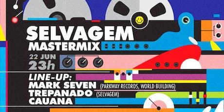 Selvagem convida Mark Seven • 22.06 ingressos