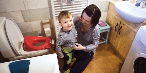 ONLINE—Bye-Bye Diapers: Toilet Learning (Toddler/Preschool)