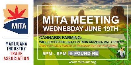 MITA AZ, Wednesday, June 19th at the Found:RE tickets