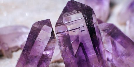 Healing with crystals workshop tickets