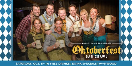 2nd Annual OktoberFest in Wynwood tickets