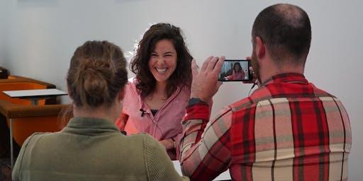 Media and Digital Storytelling for Creative Activism - 1-Day Workshop