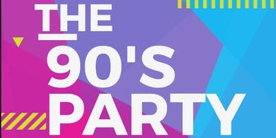 The 90's Party for a Cause!
