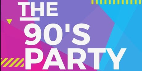 The 90's Party for a Cause! tickets