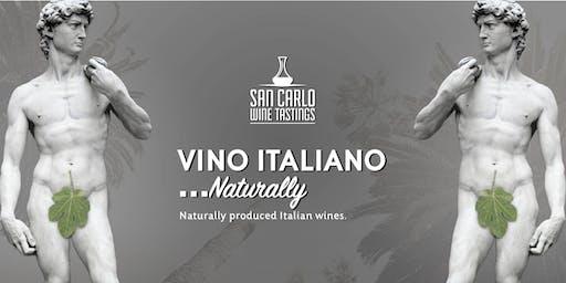 Vino Italiano-Naturally
