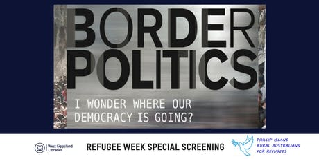 Refugee Week Special Screening at Phillip Island Library tickets