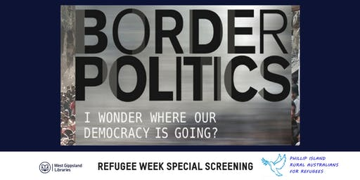 Refugee Week Special Screening at Phillip Island Library