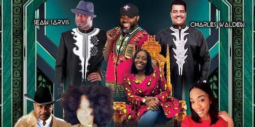 It's Ok 2 Laugh Presents a Wakanda Clean Comedy Show