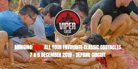 Great Eastern Viper Challenge - Sepang 2019 tickets