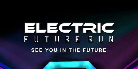 ELECTRIC FUTURE RUN® 5K - VIRTUAL EDITION tickets