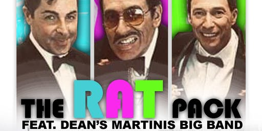 The Rat Pack Feat. Dean's Martinis Big Band