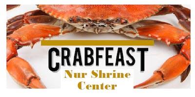 2019 NUR Shrine Annual Crab Feast