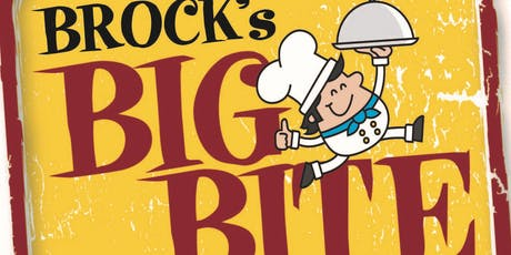 Brock's Big Bite - A Festival of Food and Friends tickets
