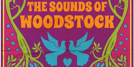 The Sounds of Woodstock tickets