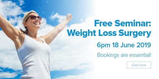 Community Seminar: Weight Loss Surgery