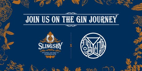 Gin Journey Leeds - Food Pairing Slingsby Special tickets